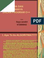 Algoritma Dan Penerapannya