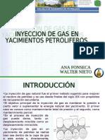 Inyección de Gas