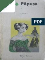033. Boleslaw Prus - Papusa Vol.1