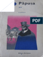 034. Boleslaw Prus - Papusa Vol.2
