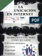 La Comunicación en Internet_a