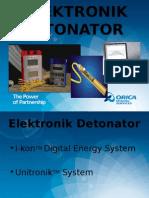 210477413 Elektronik Detonator