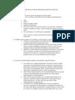 Elementos a Considerar en El Plan de Análisis Encuesta Ocupación