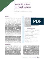 Pancreatitis Cronica y Sus Complicaciones
