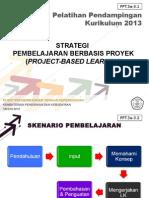 Strategi Basis Proyek