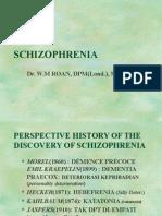 Schizophrenia - dr. Waskita