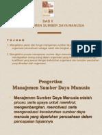 Pengantar Manajemen bab 10