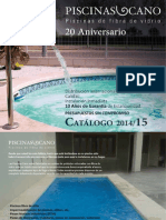 Catalogo Piscinas Cano