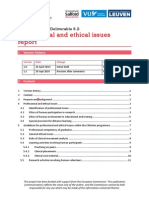 Deliverable 6 2 Professional and Ethical Issues Report (1.1)