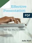 The Effective Presentation.pdf