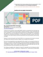 5 Características de Una Página Web Efectiva