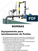 Bombas industriais