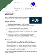 Planificacion t Computación - Emedia