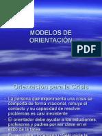 Modelos de Orientación.ii.Parte