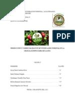 Proyecto de Viveros El Agro-Forestal 2013