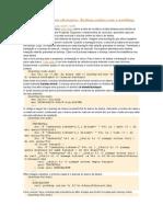 Construindo Scripts Eficientes Probkp