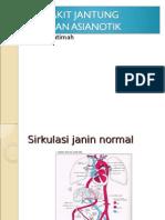 Penyakit Jantung Bawaan Asianotik