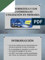 4. La Inf y Los Multimedia Su Utilización en Primaria