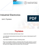 thyristors and sensors