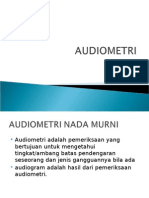 Audio Metri