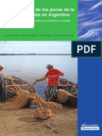 Publicación Técnica Peces de Agua Dulce 2010