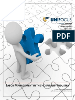Labor Management in the Hospitality Industry - Part 1(1)