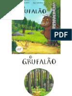 Grufalão apresentaçao