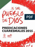 Predicaciones-cuaresmales-2015