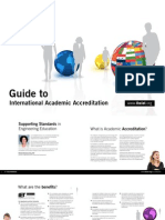 IET International Accreditation Brochure