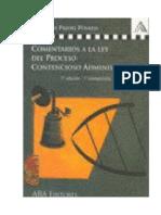 Comentarios a La Ley Del Proceso Contecioso Administrativo - Giovanni f. Priori Posada