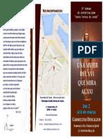 Semana de Espiritualidad 2015- Una Mujer Del Xvi Que Mira Al Xxi-folleto.pub