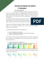 Normalizacion y Triggers