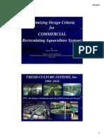OptimizingDesignCriteriaCommercialRASystemsSteveVanGorder