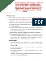 S10 semiologia- atentia