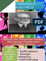Teori Personaliti Sigmund Freud