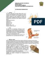 Biomecanica de Los Proceros Reumaticos