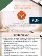 Css Management Airway Dan Terapi Oksigen
