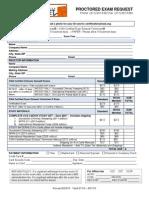 CSIA/C-DET Proctored Exam Form