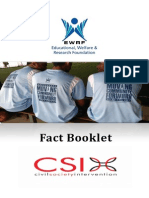 General CSI Fact Booklet