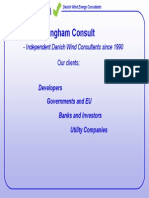 Key-factors in Wind Farm Development, Ingham Consult, Sofia Jun06