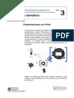 Módulo Temático Clase 3 - Las Presentaciones