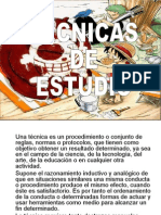 15 Tecnicasdeestudio 091120053110 Phpapp02