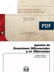 Apuntes de Ecuaciones Diferenciales y en Diferencias_ocr