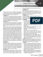 3a Serie Material Complementar Vol 1 Gabarito