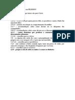 Citação Escatologica Em FILEMON