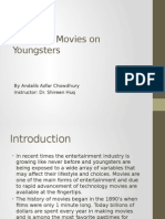 Effects of Movies on Youngsters