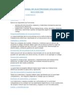 Resumen SECCION 020 (Codigo Nacional de Electricidad)