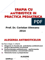 Terapia Antibiotica La Copil Alb Negru