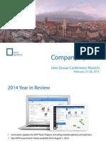 ManageBac User Group Conference Munich Updates