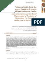 CANIELLO-PIRAUX_Ideias e Práticas Na Gestão Social Dos